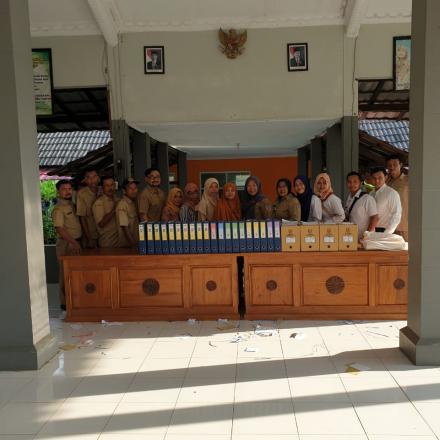 Album : Pembinaan Kearsipan Desa