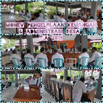 Album : Monev kecamatan Jatirogo T.A 2019