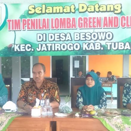 Album : Lomba Green & Clean PKK Besowo